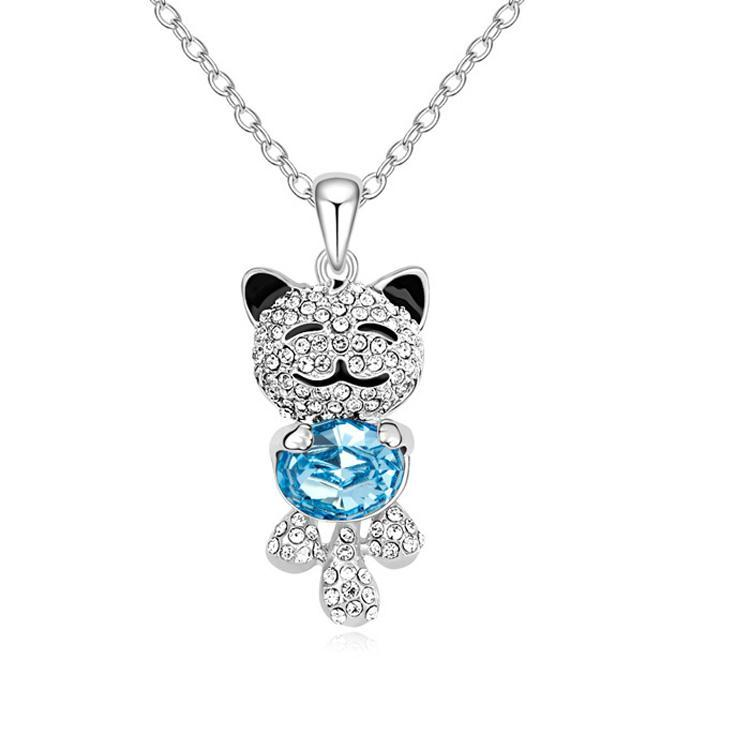 Compra oso de cristal swarovski online al por mayor de for Jewelry stores in bear delaware