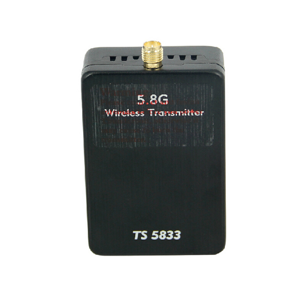 Free shipping Boscam Thunderbolt 2000mW 5 8GHz FPV wireless AV Transmitter for FPV Aerial Photography TS5833