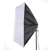 60 X 90cm 24x35 Softbox Studio Photography For 5 In 1 Socket E27 Light Lamp Bulb