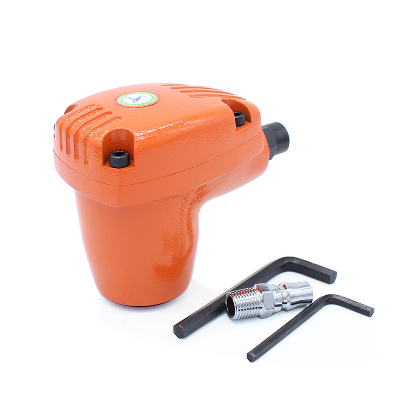 High Quality Pneumatic Jack Hammer Handle Auto Air Chipping Hammer Tool Mini Pneumatic Hammer Small Hand Plam Hammer