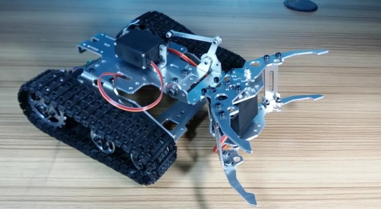 Tank chassis (11)