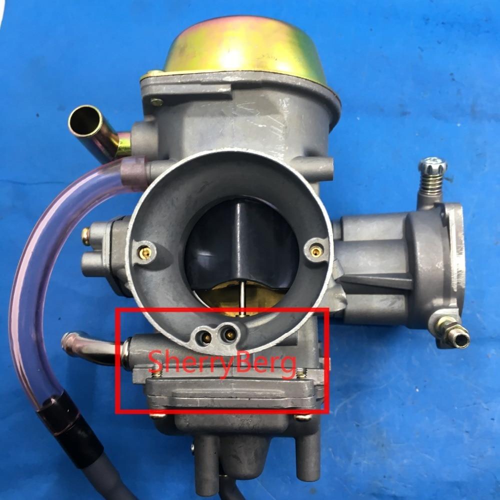 carburetor carb Assy For Hisun 700CC ATV QUAD HISUN ATV Parts 16100-F39-0001 For Yamaha Grizzly 600 ATV GFM600 600CC  1998-2001