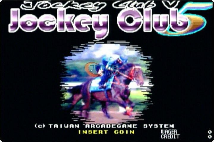 Игровой автомат Jockey Club с 5 слотами, игровая доска для игровых автоматов, игровой автомат с монетоприемником