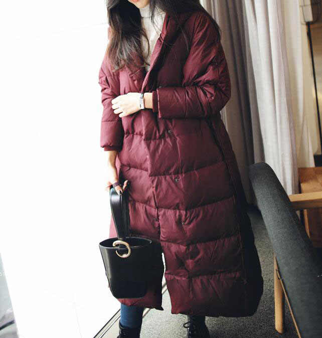 Frauen Unten Mantel Jacke Warme Frau Unten Mantel Winter Mantel Lange Frauen Mantel Nach Maß Plus Größe
