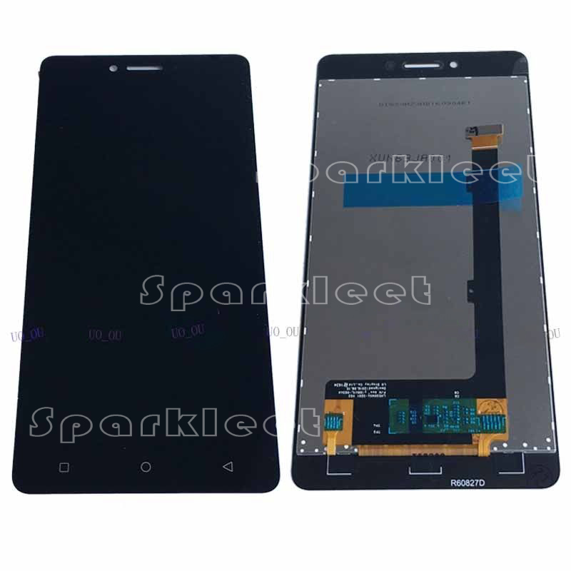 New LCD Display withTouch Screen Digitizer Assembly for GIONEE GN5003 Smartphone Replacement Parts BlackNew LCD Display withTouch Screen Digitizer Assembly for GIONEE GN5003 Smartphone Replacement Parts Black