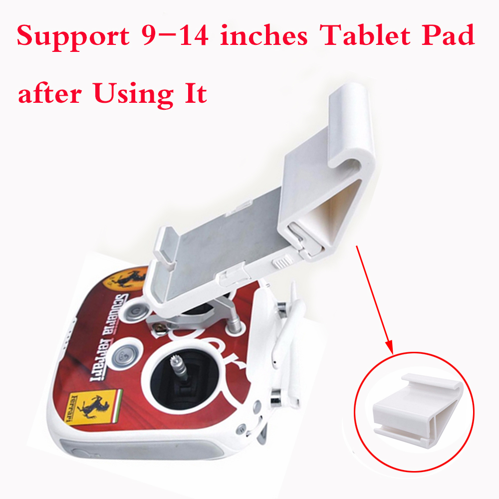 HOBBYINRC Remote Control Tablet Extension Holder Bracket For IPAD PRO 9 - 14 In Extension For DJI Drone Phantom 3/4 Inspire