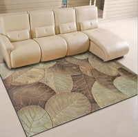 Sunflowers on Wool carpets for parlor living room bedroom Fasion Mat Rugs Flowers on Decoration floor rug Floral carpet