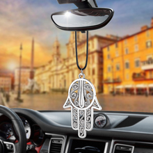 купить Car Pendant fingered citron Rearview Mirror Decoration Auto Hanging Ornament Automobiles Interior Accessories god Gifts styling по цене 128.31 рублей