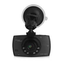 Automobile Full HD 1080P 2.7 Inch LCD Double Lens Car Dash Camera G30 Video DVR Cam Recorder With Night Vision G-Sensor Dash Cam