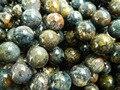 Freeshipping (17 contas/set/39g) Um +++ Pietersite naturais 11.5-12.5mm rodada incrível contas de pedra para fazer jóias design
