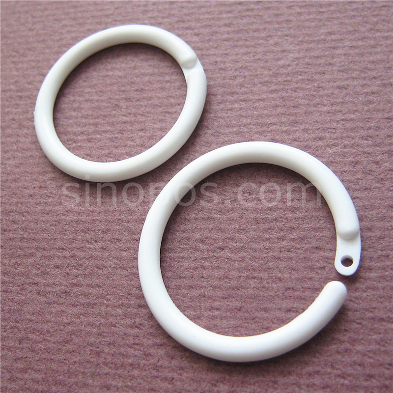 Plastic Book Ring 22mm Cards Collect Binding