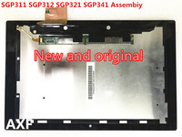Genuine Black LCD Screen Display For Sony Xperia Tablet Z SGP311 SG312 SGP321 SGP341 Touch Screen