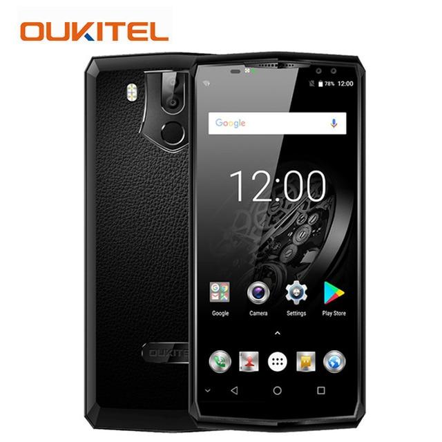 Aliexpress buy oukitel k10 mtk6763 octa core 11000mah oukitel k10 mtk6763 octa core 11000mah smartphone android 70 4 camera mobile phone 6 ram 64g fandeluxe Choice Image