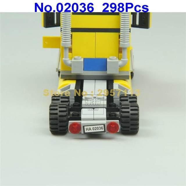Online Shop 02036 298pcs City Truck Lepin Building Block Compatible