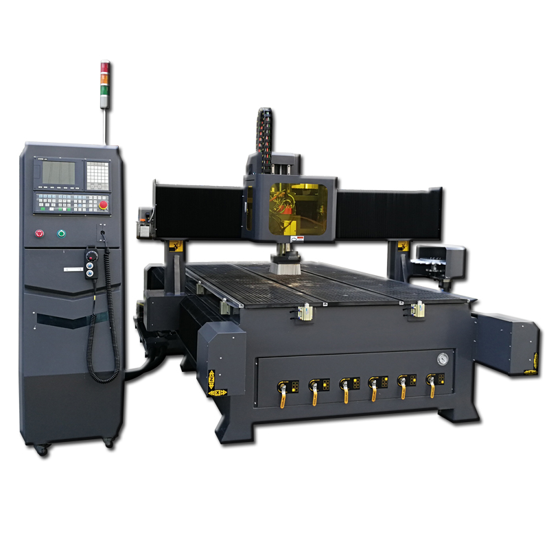 ACCTEK DUST COVER X Y Z AXIS WOOD CNCC MILLING MACHINE FOR METAL AND NON METAL ATC AKM1325D CNC ROUTER
