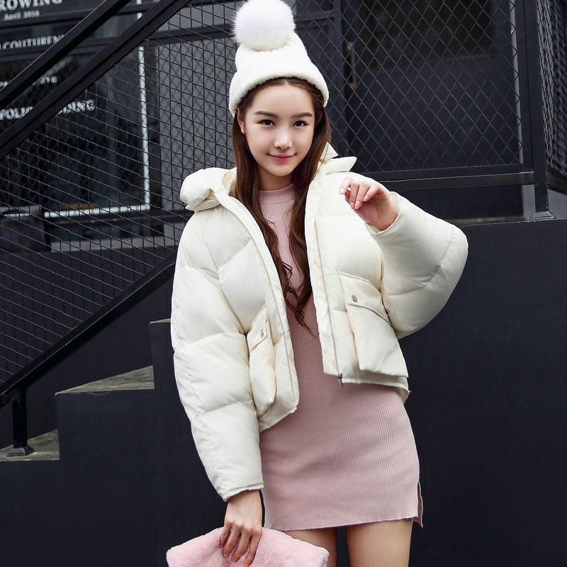 Cheap wholesale 2017 new Autumn Winter Hot sale women's fashion casual YX1065 snow warm Coat waterproof Jacket