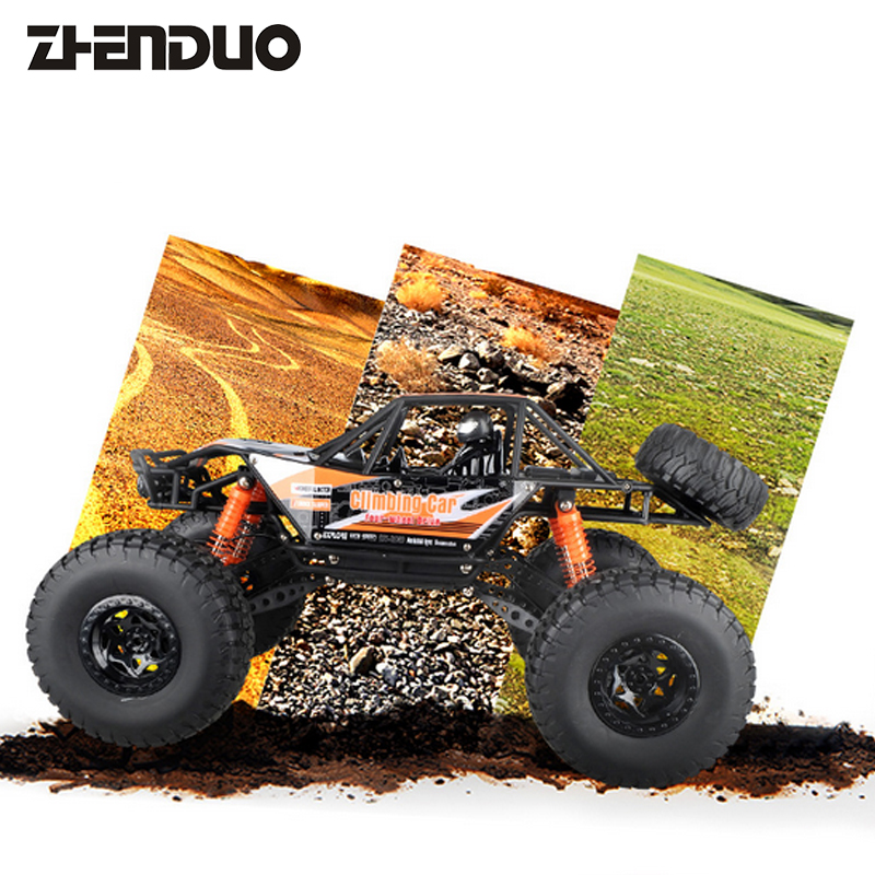 ZhenDuo Toys 2837 Charging Wireless Remote rc Control Car High-Speed Off-Road Vehicles Four-Wheel Drive Dirt Bike Electric Toy 40km h 4 wheel electric skateboard dual motor remote wireless bluetooth control scooter hoverboard longboard