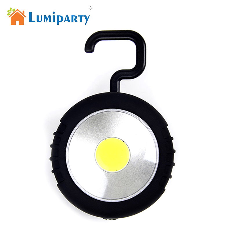 LumiParty 2017 New Mini Pocket Portable Bright LED Lightweight Lanterns Light For Hiking Camping Fishing Emergencies Outages