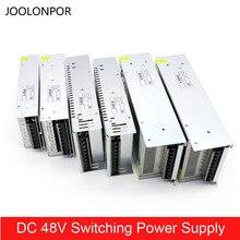 Transformator Schalter Modus Netzteil DC 48 v 3A 5A 7.5A 10A 15A 20A 150 watt 240 watt 350 360 watt 500 watt 600 watt 720 watt 800 watt 1000 watt für Beleuchtung