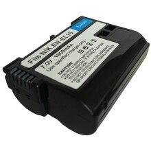 Bateria para Câmera EN El15 En-el15 Enel15 Nikon D800 D800e D600e D750 V1 Mh-25 D7000 D7100 D600 D610 D810