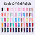 151 Colors Make Up Gel Pure Three Step Acrylic UV Gel Camouflage Nail Bling Manicure Enamel High Quality Summer Decoration