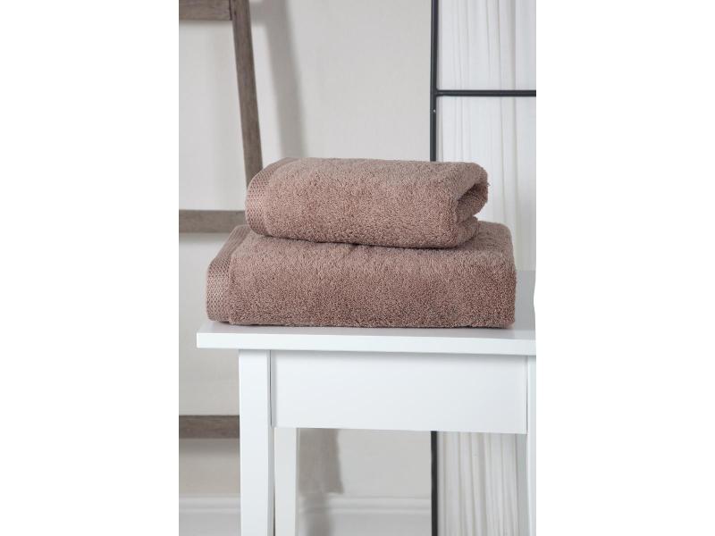 towel bath wellness симпл 70 140 cm peach Towel bath KARNA, APOLLO, 70*140 cm, beige