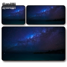 Gmilli New Rubber Landscape Professional Gaming Mouse Pad Thicken XL Large Laptop 700x300mm Mats ZJ730 Dropshipping