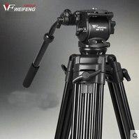 NEW 718 Video Tripod Portable Unipod + bag For Camera Nikon Sony Canon Samsung Russia Brazil FREE SHIPPING