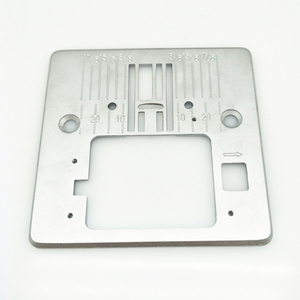 Needle Throat Plate Q60D For Singer 4423 4432 5511 #416472401 sewing attachment 5BB5382(China)