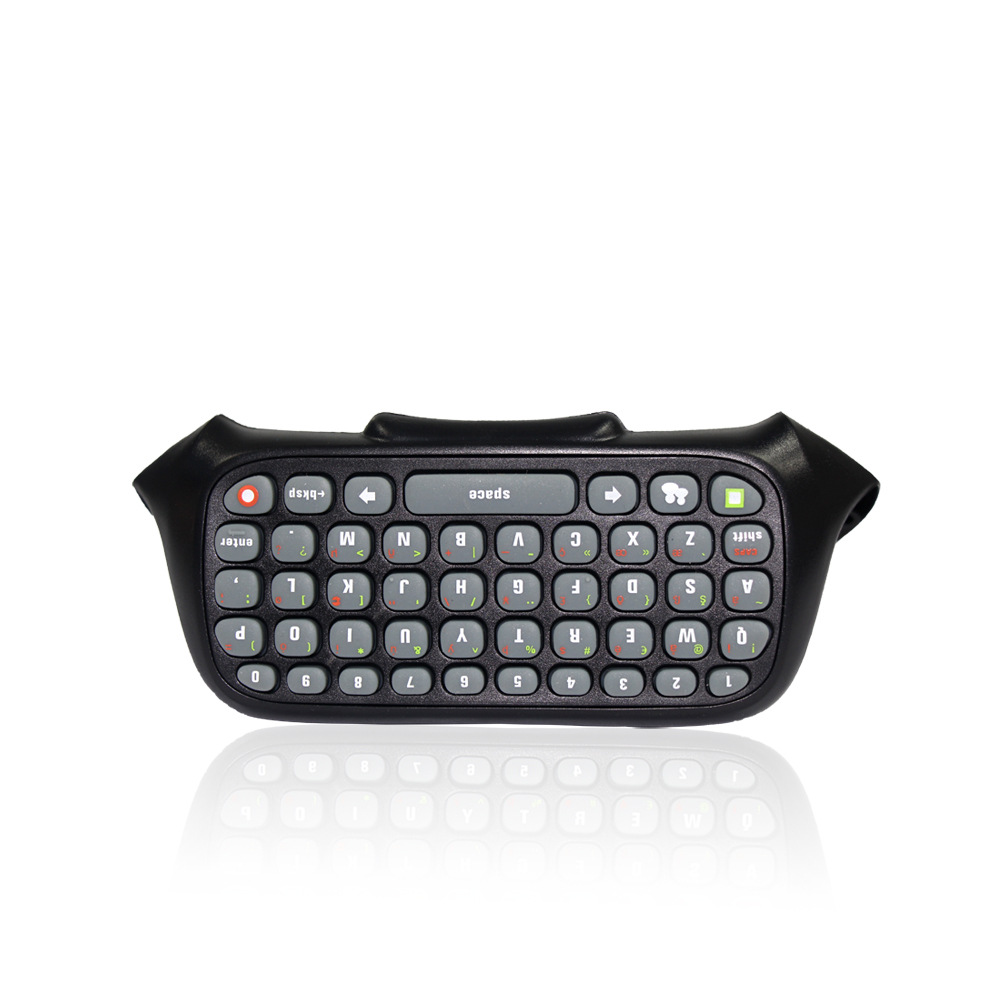 New Wireless Controller Messenger Game Keyboard Keypad Chatpad For Xbox 360