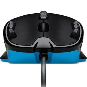 Image 3 - Проводная игровая мышь Logitech G300S с 2500DPI 9 перезаряжаемыми программируемыми кнопками для ПК/ноутбука, геймерская мышь, предназначенная для MMO