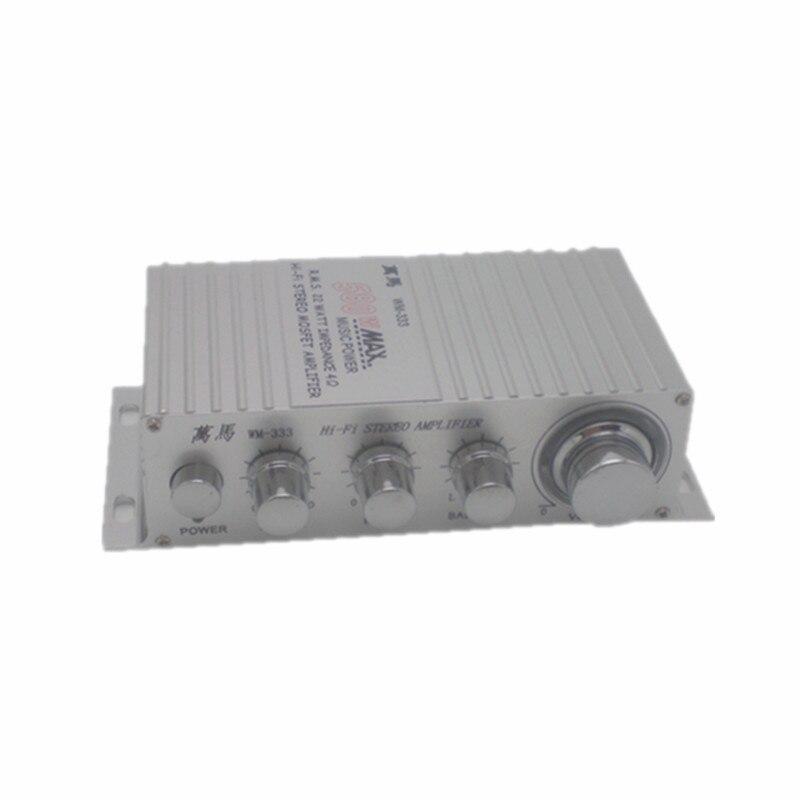Stereo Amplifier / 2.1 HIFI papan power amplifier digital untuk mesin arcade game