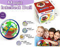 100 Steps 929A  Magical Maze Style Intellect Ball Educational Perplexus Maze Puzzle Marble Puzzle Game perplexus magnetic balls