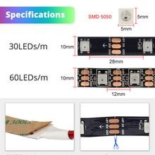 Long-Lasting Colorful LED Strip Light Kit for TV Box