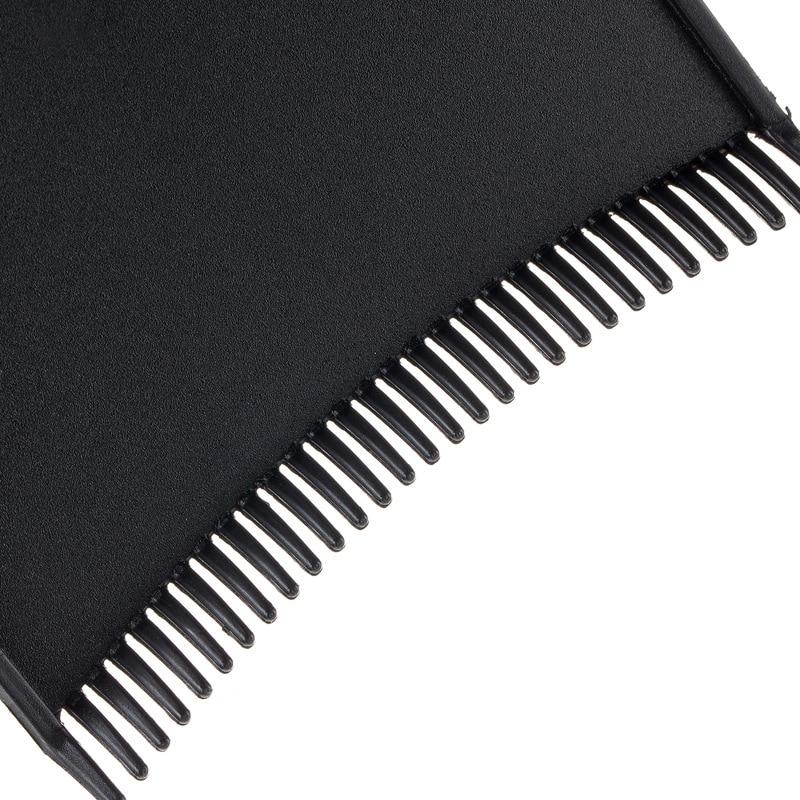 Купить с кэшбэком Hot Professional Hairdressing Hair Applicator Brush Dispensing Salon Hair Coloring Dyeing Pick Color Board Hair Styling Tools