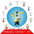 Cheap Original Flying Toys With Lights Up Infrared Induction Doll for Kids Electronic Interactive Toys
