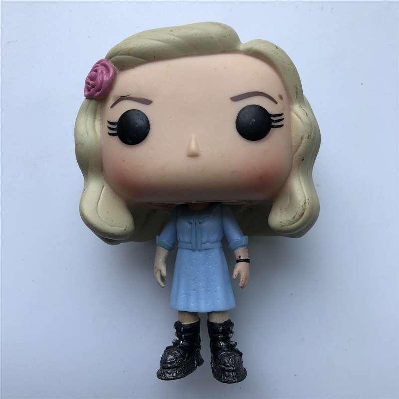 PVC Figure Old with Defect Ornaments DIY Toy Can Recolor by Your self Children Diy Toy