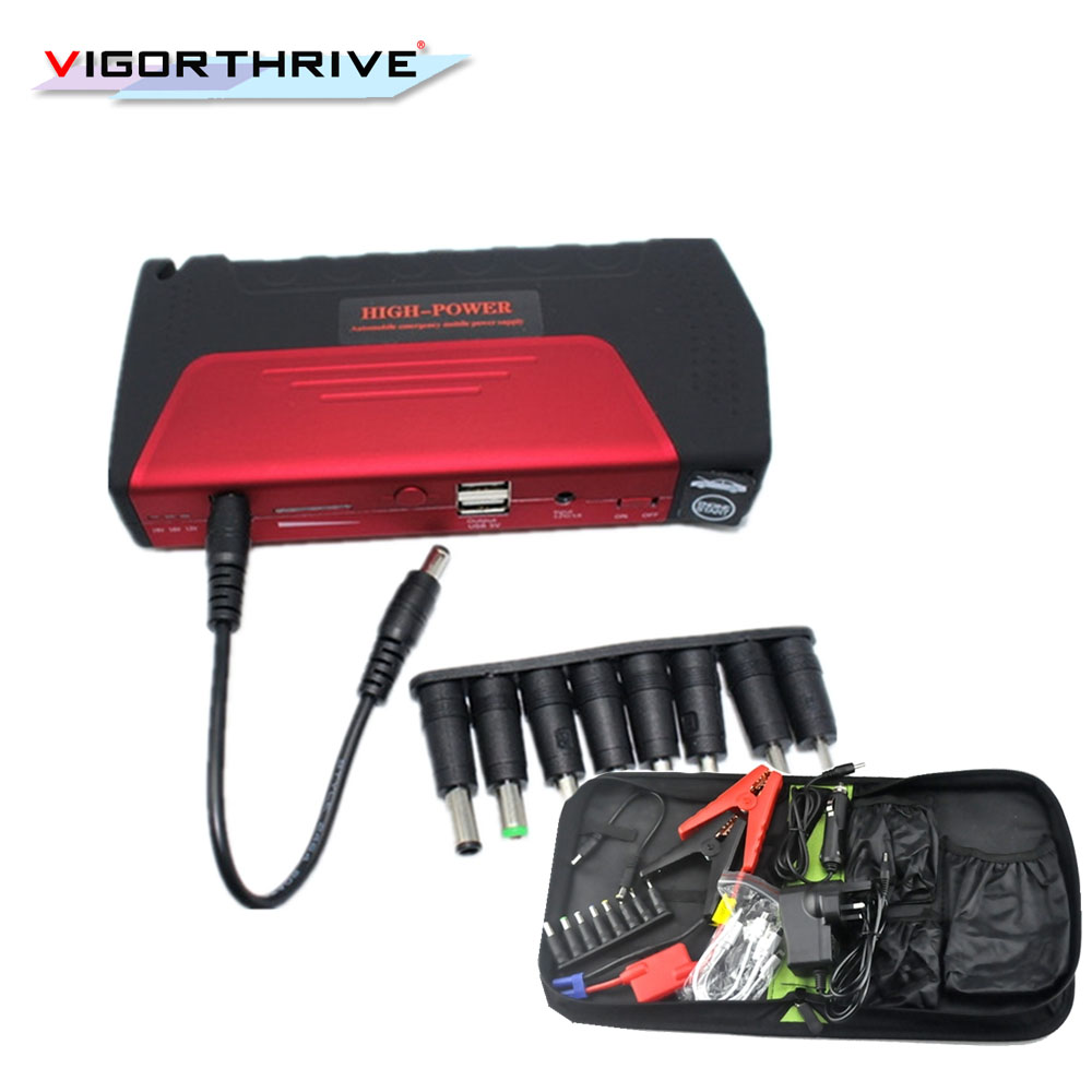 car power bank High capacity car charger pack vehicle jump starter multi function auto start emergency power supplycar jumper