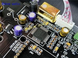 Image 3 - ES9038 ES9038PRO HIFI audio DAC decoder + TCXO +high quality Toridal Transformers + option XMOS XU208 & Amanero USB free shpping