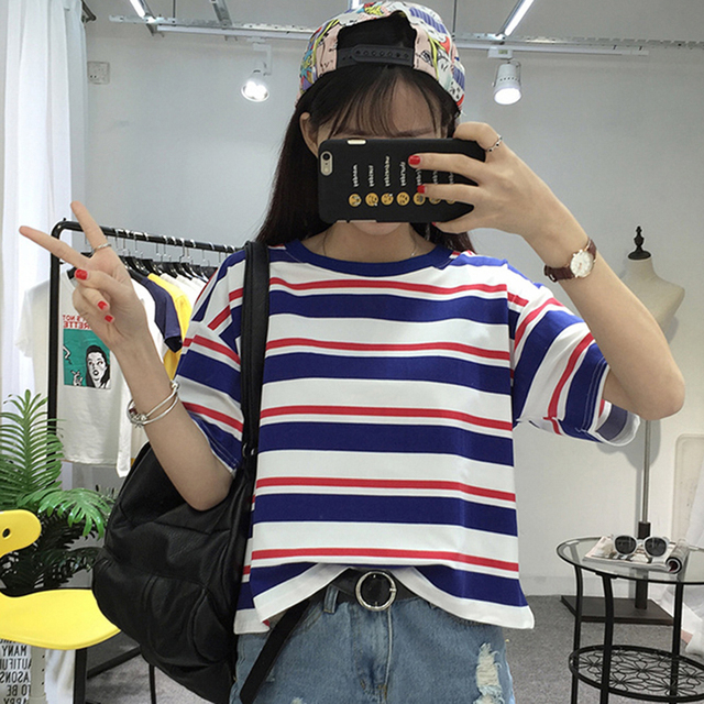 Color Striped TShirts...