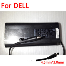Original 130W Laptop Ac Power Adapter Charger For DELL XPS 15 9530 19.5V 6.67A 4.5mm*3.0mm Power Supply