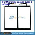"""Высокое Качество 5.0 """"Для Micromax Canvas Juice 2 AQ5001 Сенсорный Экран С Digitizer Сенсорная Панель Замена Черный Цвет"""