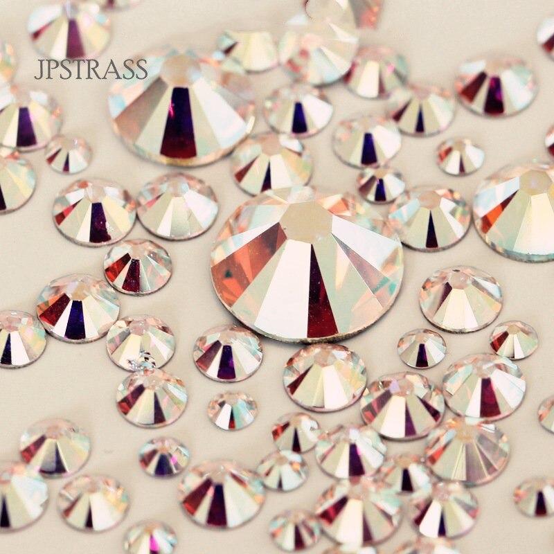2088 HF страз ss16 кристалл ab с 1440 шт. каждой партии супер технология резки для женщин ювелирные изделия сервисом блестящий