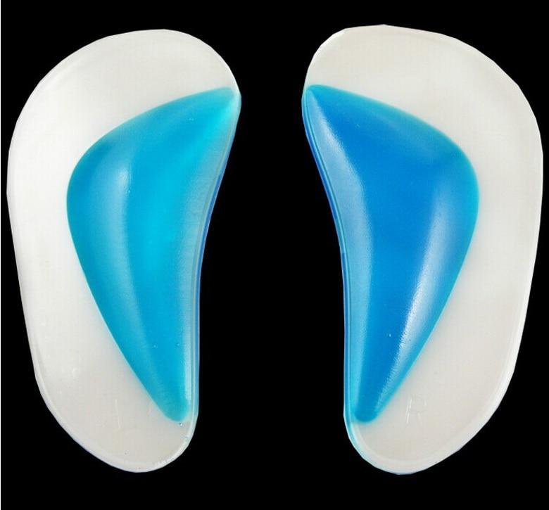По DHL или EMS 500 пар Плоскостопие ортопедических Arch Поддержка обуви вставка коррекци ...