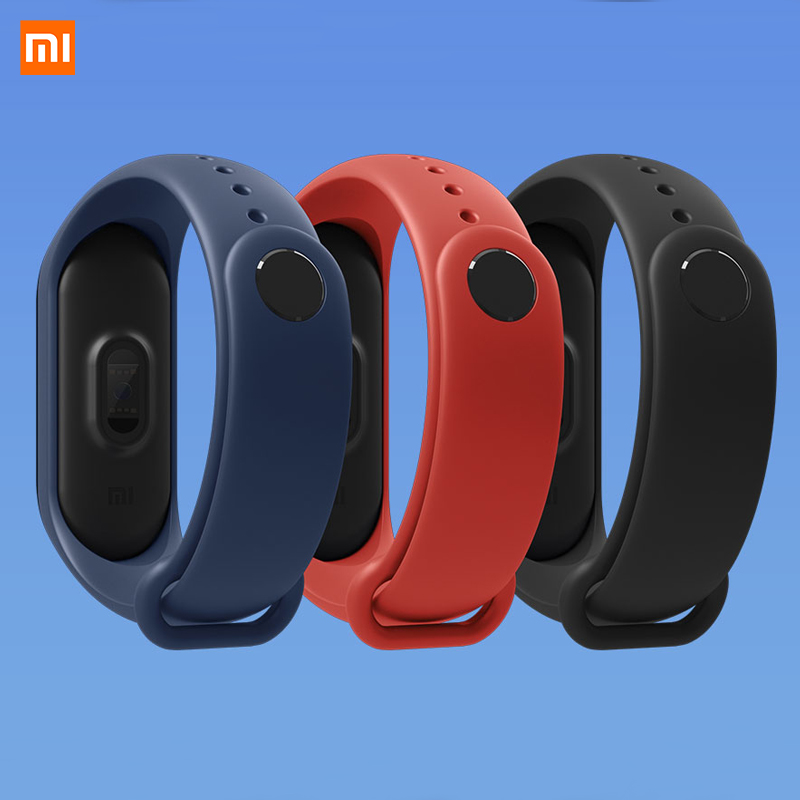 Original Xiao mi mi band 3 Herz Rate Monitor Bluetooth 4,2 Xao mi Xio mi Smart Sport Armband OLED mi band 3 Smartband Xaio mi