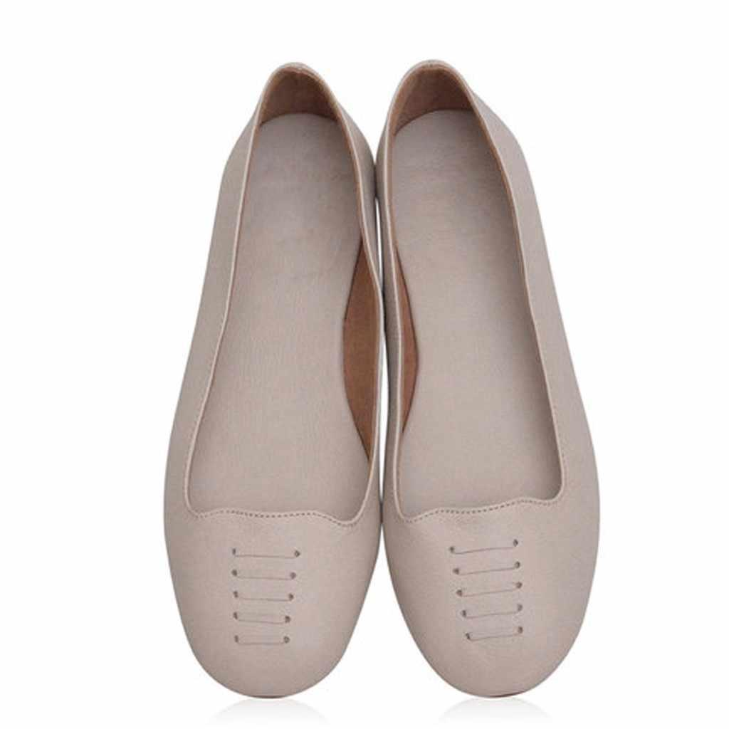 Yaz Kadın Retro Sandalet Kaymaz Düz plaj ayakkabısı Burnu açık Vahşi Tek Ayakkabı Sığ Ağız Tek Boots zapatos de mujer