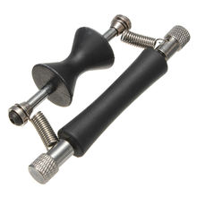 Wholesale 5X Portable Guitar Rolling Glider Capo for 6-String Guitar Slides Up & Down Black