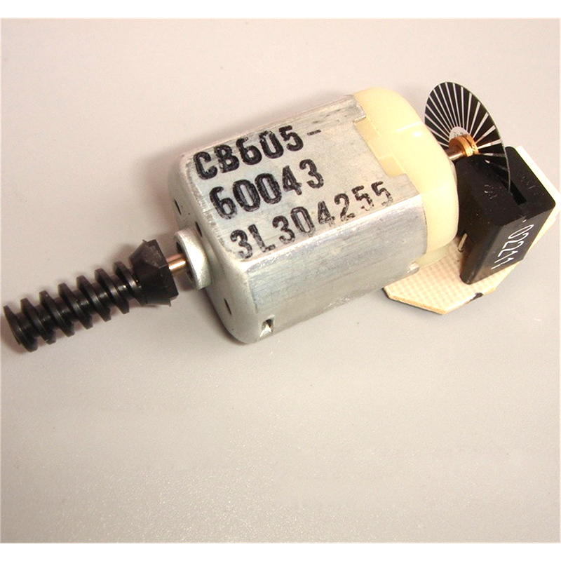 все цены на Dechang 130 DC micro brush motor with AB 2 phase photoelectric encoder Code disk speed measuring servo motor 5-12V 7000rpm онлайн