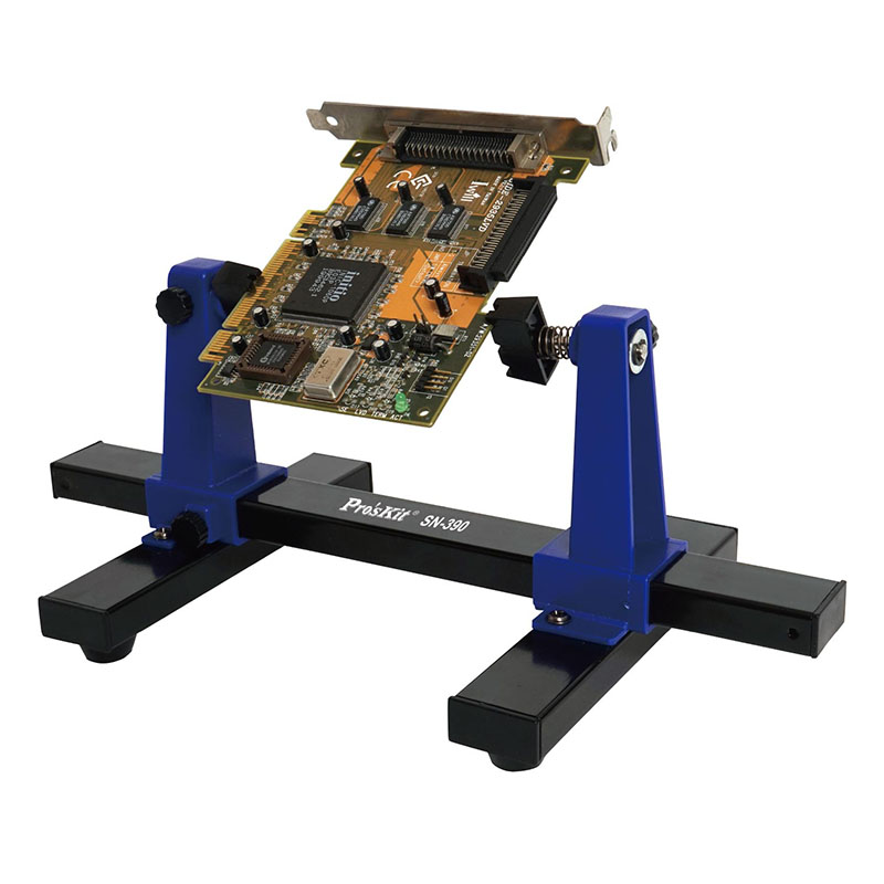 SN-390 Adjustable welding auxiliary clip holder bracket universal gripper clamp Fixture PCB