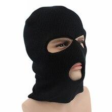 Fleece Hood Winter Hat Men Skullies Beanies Hats For Men Women Wool Scarf Mask Hat Caps Balaclava Beanie Knitted Hat Male цена 2017